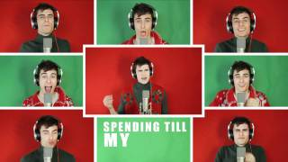 The Christmas Rush - Mike Tompkins - (A Capella)