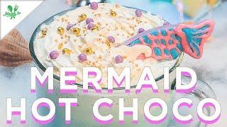 Mermaid Hot Chocolate