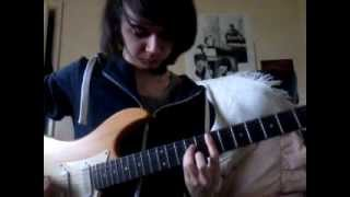 Bowling For Soup: I've Never Done Anything Like This -Guitar cover-