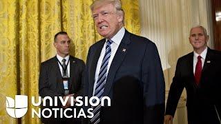 El Presidente Donald Trump no publicará su declaración de impuestos