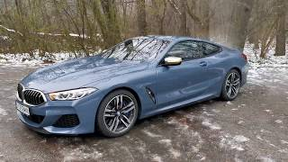 Walkaround BMW Seria 8 Coupe M850i xDrive 2018