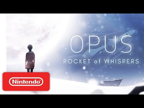 OPUS: Rocket of Whispers Trailer - Nintendo Switch