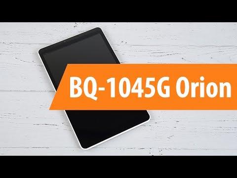 Планшет BQ 1045G черный - Видео