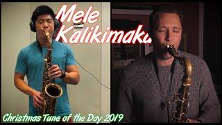 Mele Kalikimaka ft. Simon Hwang! | Christmas Tune of the Day 2019 Day 17