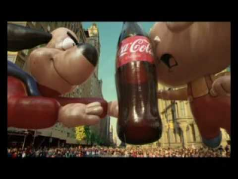 Coca-Cola Commercial (2008) (Television Commercial)