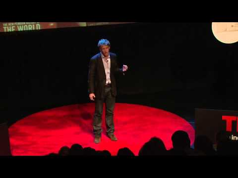TEDxHull: Why Not? - Motivation & 5 to 9 Thinking (2013)