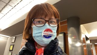 Live Streaming Early Vote, NYC