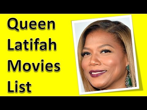 Queen Latifah Movies List