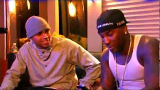 YOUNG JEEZY CHILLIN WITH SOULJA BOY AND CHRIS BROWN IN VIRGINIA FOR AMERICA MOST WANTED TOUR.mp4
