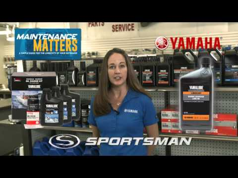 Detail image of Sportsman Boats & Yamaha Outboards - Maintenance Matters