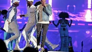 Justin Bieber- Purpose Tour /Monterrey, Mexico, BBVA Bancomer Stadium/ 02/15/2017