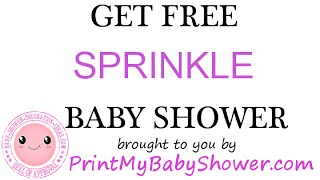 Sprinkle Baby Shower - Complete Guide