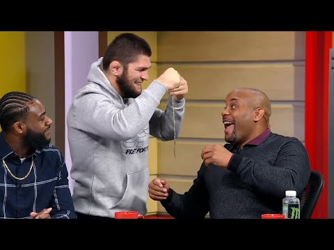 Khabib Joins the UFC 260 Weigh-in Show
