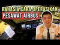 CONTEKAN UNTUK CALON PILOT, CARA OPERASIKAN PESAWAT AIRBUS A320