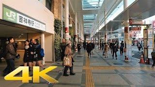 WalkingaroundKichijoji,Tokyo-LongTake東京・吉祥寺4K