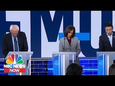 Watch Live: Democratic Debate Pre-Show | NBC News Now