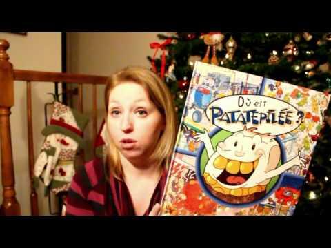 Vidéo de Roselyne Cazazian