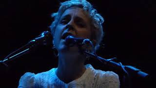"""Agnes Obel - """"Fuel To Fire"""" & """"Trojan Horses""""  LIVE! from the Orpheum Theatre  Boston MASS  09.14.18"""