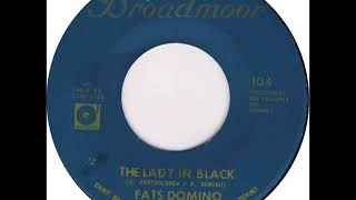 Fats Domino - The Lady In Black - September 2, 1967
