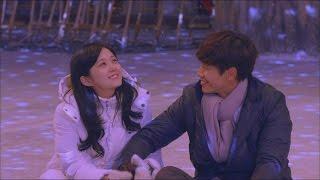 [HOT]Mr.Back 미스터백 EP14- Skate Date Jang Nara♥Shin Ha-kyun 스키데이트 나라하균커플 20141218