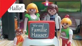 Playmobil Family Stories / Familie Hauser