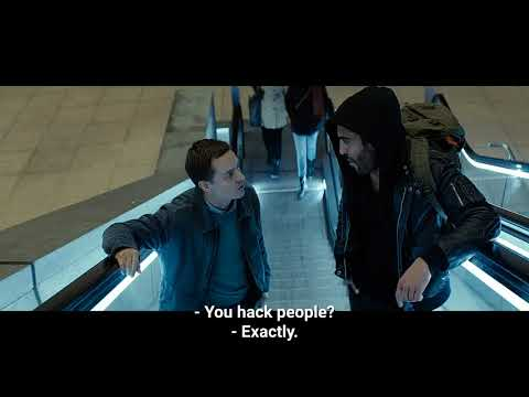 """BEST MOVIE SCENE EVER For """"Social engineering"""" - Who Am I"""
