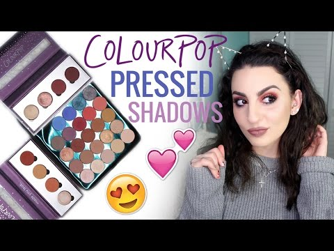 Yes, Please! Shadow Palette by Colourpop #2