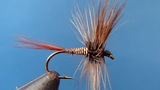 BBQ Dry Fly