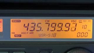 Tutorial on ham radio satellite tracking