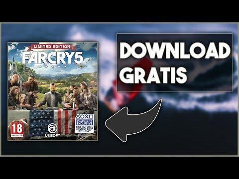 Come Scaricare FarCry 5 Per Pc   2018