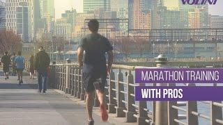 Preparing for a Marathon Check out quick tips by marathon pros RunRecoverRepeat