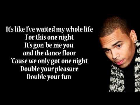 Chris Brown - Forever Lyrics Video