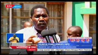 Peter Munya dismisses petition seeking to revert health sector back to national government