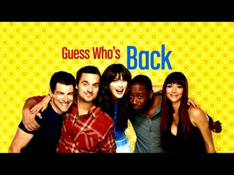 New Girl Season 3 (Teaser 'They're Back')