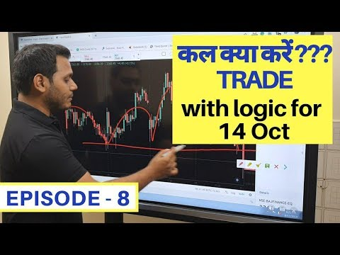 Best stocks for tommrow to trade with logic 14-oct| Episode 8