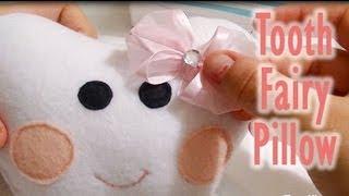Cute Tooth Fairy Pillow (Johana)