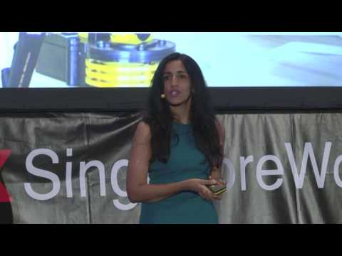 Impact of Intelligent Technology | Ayesha Khanna | TEDxSingaporeWomen