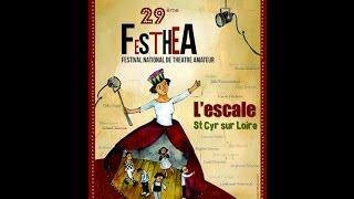 preview picture of video 'FESTHEA 2013 - Ouverture de la soirée de clôture'