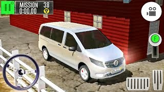 Driving Island: Delivery Quest Family Van - Best Android GamePlay