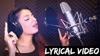 Ishq - pinjra   Jasmine Sandlas, Badshah New Song   Lyrics