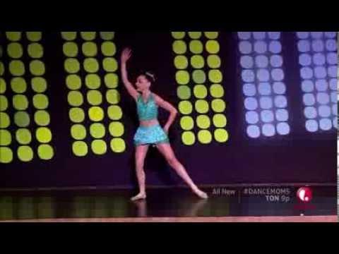 """Just Rain"" on Lifetime TV's Dance Moms"