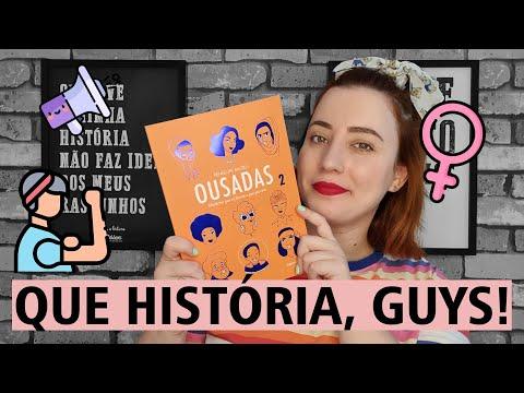 OUSADAS 2 - HISTÓRIA EM QUADRINHOS | Ju Barcellos