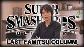 FINAL FAMITSU COLUMN BEFORE LAUNCH! - Super Smash Bros. Ultimate Discussion!