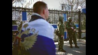 Бойцы армии России самые душевные и сильные духом в мире • Крым🚩Памятные события 2014