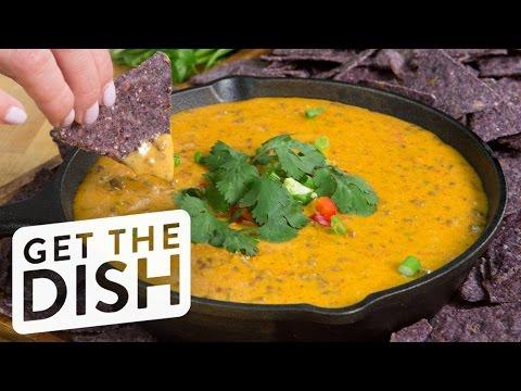 Video Chili's Chile con Queso Dip Recipe | Get the Dish