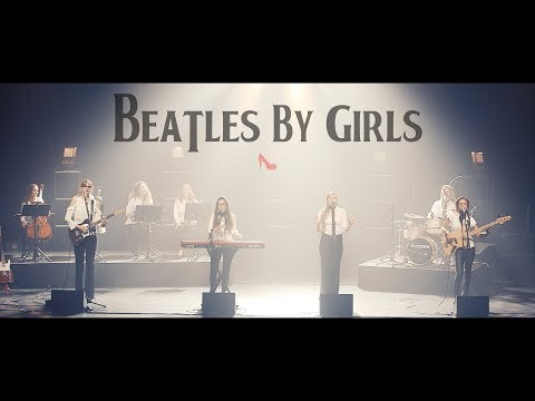 Beatles by girls