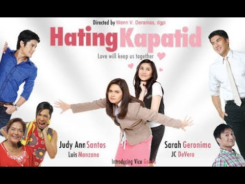 Download Hating Kapatid [Eng Sub] (Half Sibling) - Sarah Geronimo & Judy Ann Santos HD Mp4 3GP Video and MP3