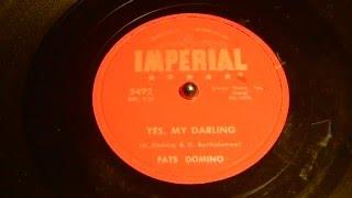 Yes, My Darling