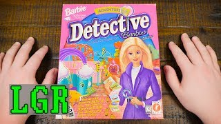 Picture of a game: Detective Barbie In The Mystery Of The Carnival Caper!