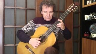 Ma come balli bene bella bimba (Classical Guitar Arrangement by Giuseppe Torrisi)
